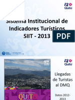 Quito en Cifras 2013