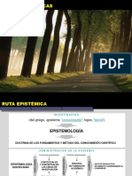 RUTAS EPISTEMOLOGICAS.ppt
