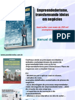 Manual Do Professor Empreendedorismo