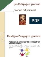 Paradigma Sicologico Ignaciano. San Ignacio Loyola