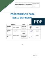 PRO II SSA 24 Sello de Fisuras