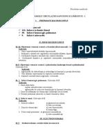 04. Tulburarile Circulatorii I