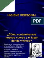 00 00 00 Higiene Personal