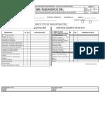 Formato Inspección de Balso Colgante