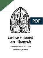B. Croatto, Crear y Amar