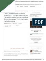 Caso de Estudio_ LÁMPARAS ALADINO _
