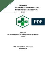 Pedoman Program Dbd