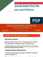11. kekuasaan politik
