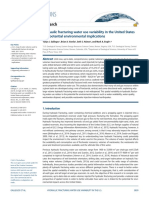 App 3 - Hydraulic Fracturing Water and Environmental Implications -Water Resources Journal