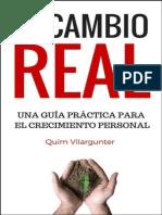 El Cambio Real - Quim Vilargunter
