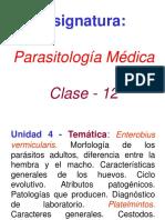 Presentación - Clase 12