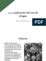 Drogas y Psicoanalisis