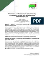 J. Horacio (2015). Reflexiones y enfoques. Pensamiento fluvial.pdf