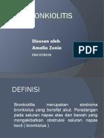Bronkiolitis (Amalia)