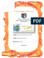 Informe Numero 2 de Geodesia