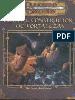 D&D 3.0 DM Guia del Constructor de Fortalezas.pdf