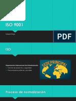 ISO 9001 Presentación