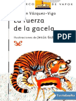 La Fuerza de La Gacela - Carmen VazquezVigo