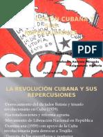 La Revolución Cubana Mariela y Jose Tomas