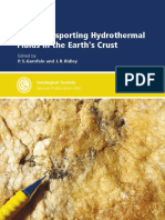 Gold-Transporting Hydrothermal Fluids