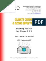 Climate Change & Ozone