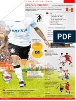 Infografia Paolo Guerrero