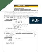 Ex Final Metodos Numericos UPN