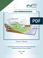 Ciclo Hidrologico Peru