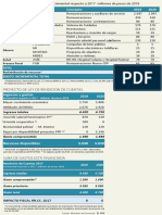 Proyecto de Rendición de Cuentas 2017