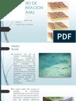 1.Medio de Sedimentación Fluvial