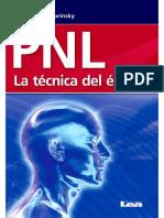 PNL La Tecnica Del Exito