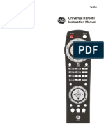 Manual Control 24950