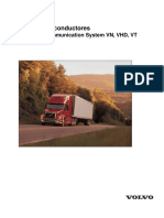 Volvo Link Communication System VN, VHD, VT