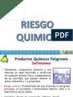 Presentación Riesgo Quimico