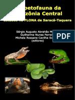 Morato etal 2018 Herpetofauna FLONA Sarac Taquera Amaznia Central