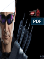 Hawkeye HD Wallpaper