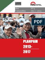 Plan Adulto Mayor 2013-2017