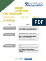 Malla Especializacion Herramientas Virtuales Educacion 0