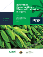 Guidebook Plantain Production in Nigeria Rev