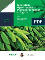 Guidebook Plantain Production in Nigeria Rev