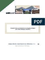 Historia y Arqueología de Las Civilizaciones