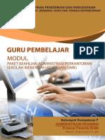 Apk 6 Modul Diklat Pkb Guru Smk Paket Keahlian Administrasi Perkantoran f