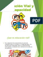Educación Vial y Discapacidad
