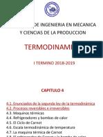 TD-Cap-4-(4.1-4.2) Enunciados de La Segunda Ley