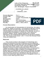 clj-1-syllabus