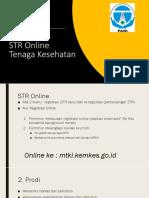 Prosedur Registrasi Online Nakes