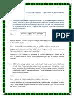 aplicaciones  -INECUACIONES-
