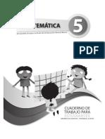 Matematica - Cuaderno de Trabajo - Estudiante - 5° Grado.pdf