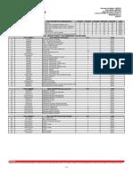 C2250D5 Recommend Parts List