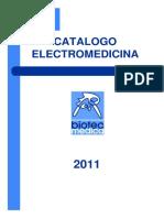 Cat Logo Electromedicina